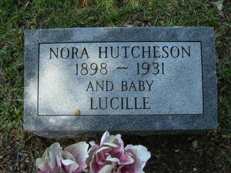 HUTCHESON, NORA - Calhoun County, Arkansas | NORA HUTCHESON - Arkansas Gravestone Photos