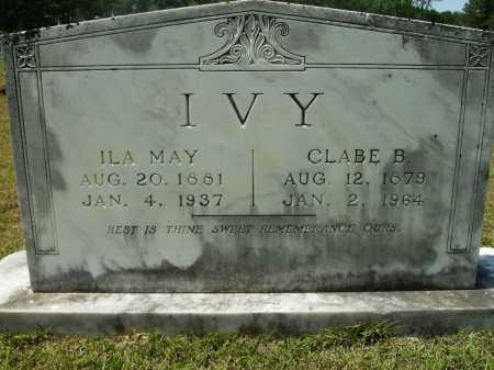 IVY, ILA MAY - Calhoun County, Arkansas | ILA MAY IVY - Arkansas Gravestone Photos