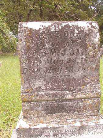JAMES, COLLIE ODELL - Calhoun County, Arkansas   COLLIE ODELL JAMES - Arkansas Gravestone Photos