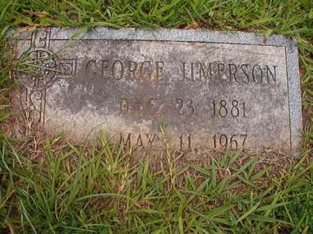 JIMERSON, GEORGE - Calhoun County, Arkansas   GEORGE JIMERSON - Arkansas Gravestone Photos