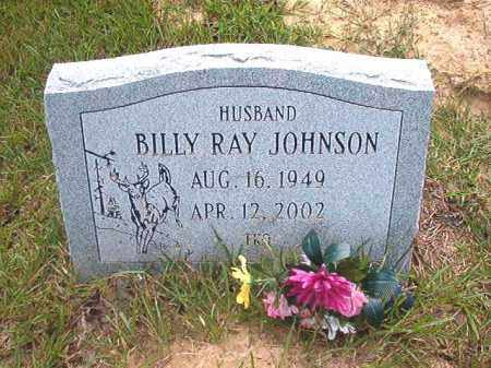 JOHNSON, BILLY RAY - Calhoun County, Arkansas | BILLY RAY JOHNSON - Arkansas Gravestone Photos