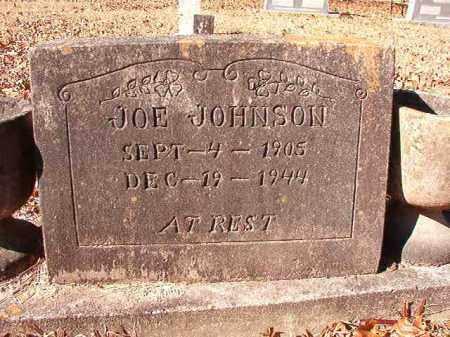 JOHNSON, JOE - Calhoun County, Arkansas   JOE JOHNSON - Arkansas Gravestone Photos