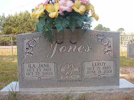 JONES, ILA JANE - Calhoun County, Arkansas | ILA JANE JONES - Arkansas Gravestone Photos