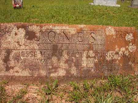 JONES, JESSE H - Calhoun County, Arkansas | JESSE H JONES - Arkansas Gravestone Photos