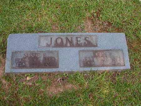 JONES, SUSIE E - Calhoun County, Arkansas | SUSIE E JONES - Arkansas Gravestone Photos