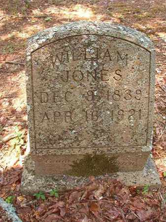 JONES, WILLIAM - Calhoun County, Arkansas   WILLIAM JONES - Arkansas Gravestone Photos