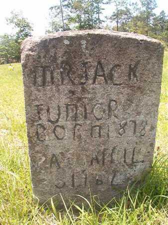 JUNIOR, JACK - Calhoun County, Arkansas | JACK JUNIOR - Arkansas Gravestone Photos