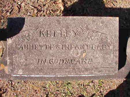KELLEY, INFANT BABY - Calhoun County, Arkansas | INFANT BABY KELLEY - Arkansas Gravestone Photos