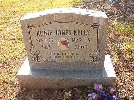 KELLY, RUBIE - Calhoun County, Arkansas | RUBIE KELLY - Arkansas Gravestone Photos