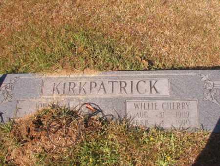 KIRKPATRICK, JOHN ALVIN (OBIT) - Calhoun County, Arkansas | JOHN ALVIN (OBIT) KIRKPATRICK - Arkansas Gravestone Photos