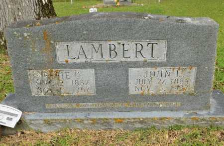 LAMBERT, EFFIE C - Calhoun County, Arkansas | EFFIE C LAMBERT - Arkansas Gravestone Photos