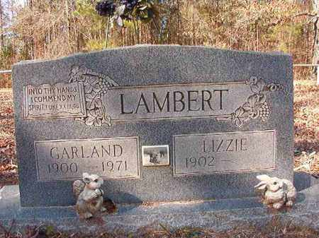 LAMBERT, GARLAND - Calhoun County, Arkansas | GARLAND LAMBERT - Arkansas Gravestone Photos