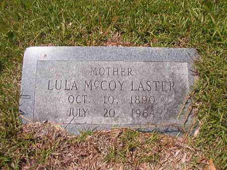 LASTER, LULA - Calhoun County, Arkansas | LULA LASTER - Arkansas Gravestone Photos