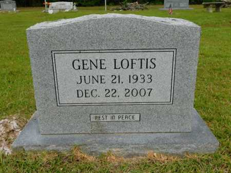 LOFTIS, GENE - Calhoun County, Arkansas | GENE LOFTIS - Arkansas Gravestone Photos
