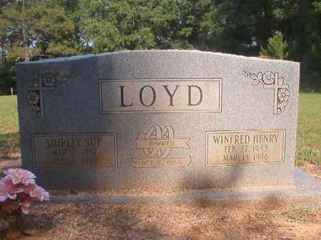 LOYD, SHIRLEY SUE - Calhoun County, Arkansas   SHIRLEY SUE LOYD - Arkansas Gravestone Photos