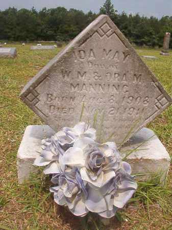 MANNING, IDA MAY - Calhoun County, Arkansas | IDA MAY MANNING - Arkansas Gravestone Photos