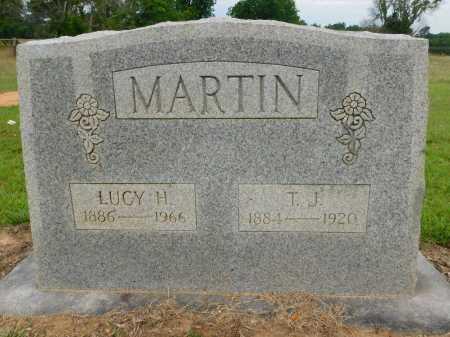 MARTIN, LUCY H - Calhoun County, Arkansas | LUCY H MARTIN - Arkansas Gravestone Photos