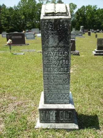 MAYFIELD, R H - Calhoun County, Arkansas | R H MAYFIELD - Arkansas Gravestone Photos