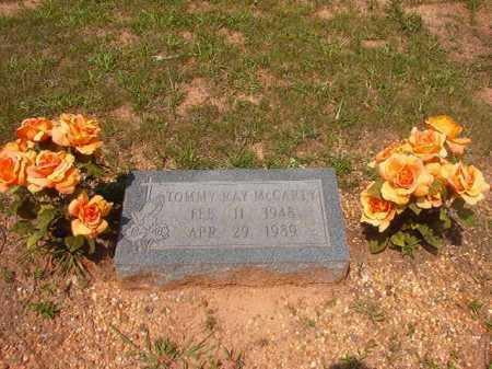 MCCARTY, TOMMY RAY - Calhoun County, Arkansas | TOMMY RAY MCCARTY - Arkansas Gravestone Photos