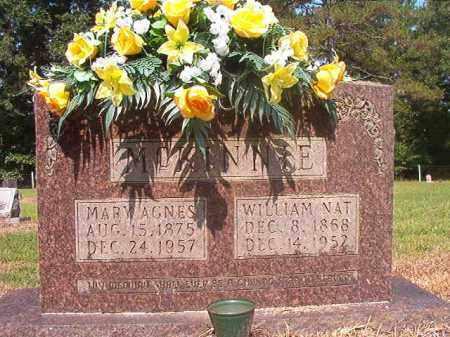 MCKINNIE, MARY AGNES - Calhoun County, Arkansas | MARY AGNES MCKINNIE - Arkansas Gravestone Photos
