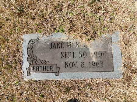 MCNEAL, JAKE - Calhoun County, Arkansas | JAKE MCNEAL - Arkansas Gravestone Photos