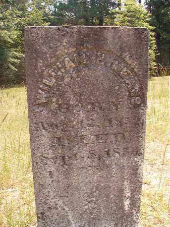 MEANS, WILLIAM H - Calhoun County, Arkansas | WILLIAM H MEANS - Arkansas Gravestone Photos