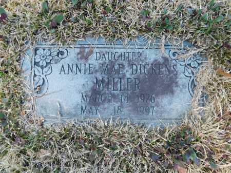 MILLER, ANNIE MAE - Calhoun County, Arkansas | ANNIE MAE MILLER - Arkansas Gravestone Photos