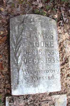 MOORE, JAMES - Calhoun County, Arkansas | JAMES MOORE - Arkansas Gravestone Photos
