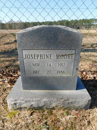 MOORE, JOSEPHINE - Calhoun County, Arkansas | JOSEPHINE MOORE - Arkansas Gravestone Photos