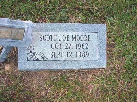 MOORE, SCOTT JOE - Calhoun County, Arkansas | SCOTT JOE MOORE - Arkansas Gravestone Photos