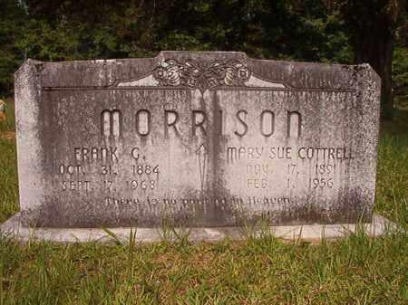 MORRISON, MARY SUE - Calhoun County, Arkansas | MARY SUE MORRISON - Arkansas Gravestone Photos
