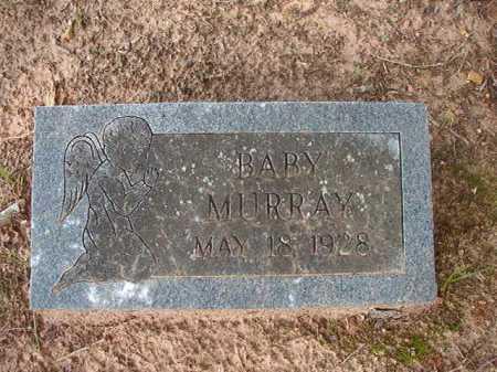 MURRAY, BABY - Calhoun County, Arkansas   BABY MURRAY - Arkansas Gravestone Photos