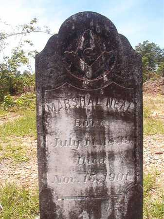 NEAL, MARSHAL - Calhoun County, Arkansas | MARSHAL NEAL - Arkansas Gravestone Photos