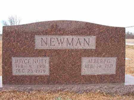 NEWMAN, JOYCE - Calhoun County, Arkansas | JOYCE NEWMAN - Arkansas Gravestone Photos