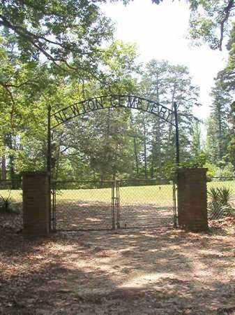 *NEWTON, CEMETERY - Calhoun County, Arkansas | CEMETERY *NEWTON - Arkansas Gravestone Photos