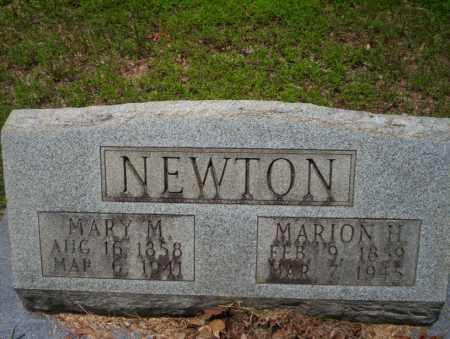 NEWTON, MARY MARGARET - Calhoun County, Arkansas | MARY MARGARET NEWTON - Arkansas Gravestone Photos