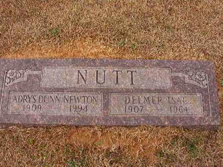DUNN NUTT, ADRYS - Calhoun County, Arkansas   ADRYS DUNN NUTT - Arkansas Gravestone Photos