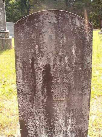 NUTT, JOSIAH - Calhoun County, Arkansas   JOSIAH NUTT - Arkansas Gravestone Photos