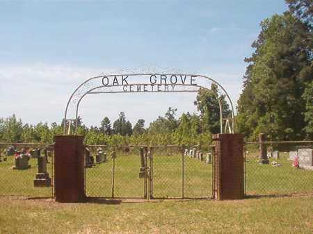 *OAK GROVE, CEMETERY - Calhoun County, Arkansas   CEMETERY *OAK GROVE - Arkansas Gravestone Photos