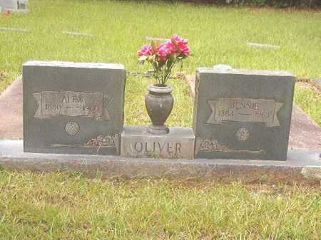 OLIVER, ALEX - Calhoun County, Arkansas | ALEX OLIVER - Arkansas Gravestone Photos