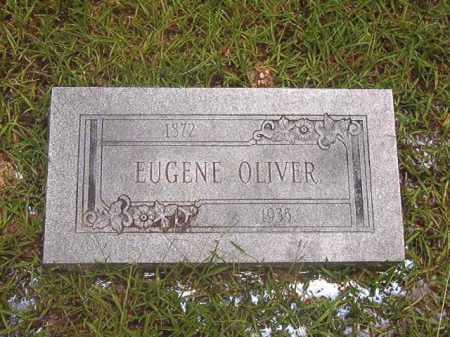 OLIVER, EUGENE - Calhoun County, Arkansas   EUGENE OLIVER - Arkansas Gravestone Photos