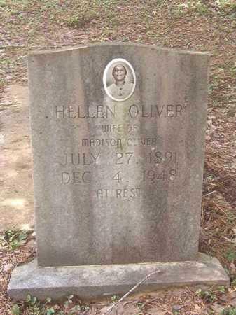 OLIVER, HELLEN - Calhoun County, Arkansas   HELLEN OLIVER - Arkansas Gravestone Photos