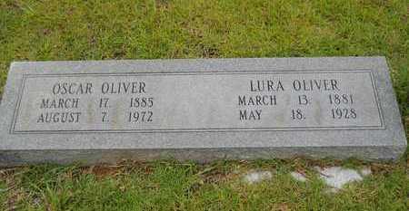 OLIVER, OSCAR - Calhoun County, Arkansas | OSCAR OLIVER - Arkansas Gravestone Photos
