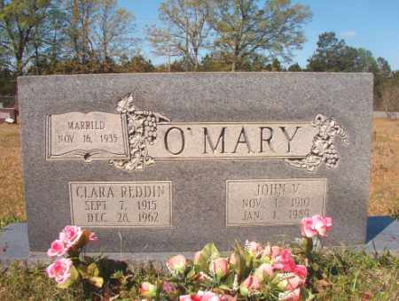 O'MARY, CLARA - Calhoun County, Arkansas | CLARA O'MARY - Arkansas Gravestone Photos