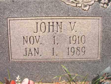 O'MARY, JOHN V - Calhoun County, Arkansas | JOHN V O'MARY - Arkansas Gravestone Photos