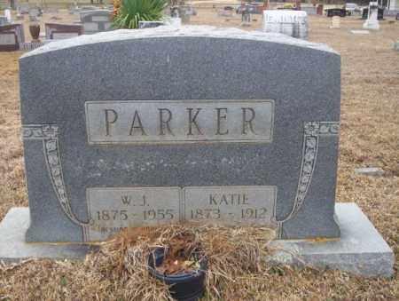 PARKER, W.J. - Calhoun County, Arkansas   W.J. PARKER - Arkansas Gravestone Photos