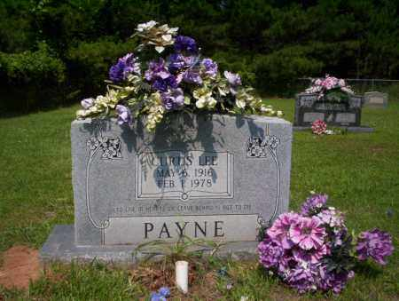PAYNE, CURTIS LEE - Calhoun County, Arkansas | CURTIS LEE PAYNE - Arkansas Gravestone Photos