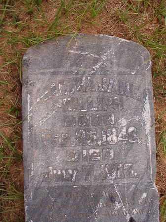 PHILLIPS, MARTHA JANE - Calhoun County, Arkansas | MARTHA JANE PHILLIPS - Arkansas Gravestone Photos