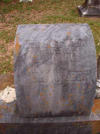 POOLE, MARGARET ANN - Calhoun County, Arkansas | MARGARET ANN POOLE - Arkansas Gravestone Photos
