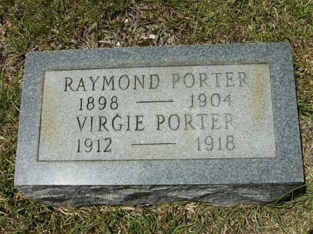 PORTER, VIRGIE - Calhoun County, Arkansas | VIRGIE PORTER - Arkansas Gravestone Photos